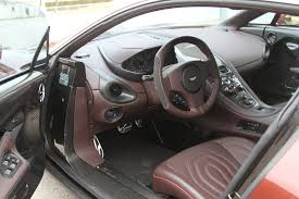 Aston Martin One 77 Interior Aston Martin One 77 Interior Not Sure I Would Want A Brown U2026 Flickr