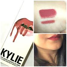 Resenha Kylie Matte Liquid Lipstick And Lip Liner Nas - kylie kristen matte liquid lipstick and lip liner review