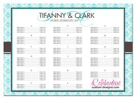 Free Wedding Seating Chart Template Excel Free Wedding Seating Chart Template Excel Bernit Bridal