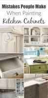 20 surprising tips on how to paint kitchen cabinets brush