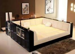 bed frame king sized bed frame home designs ideas
