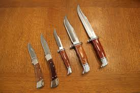 Buck Kitchen Knives Photos Buck Nickel Silver Cocobolo Family Bladeforums Com