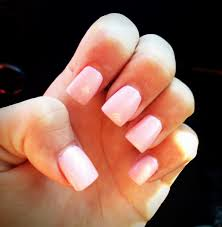 images about nails on pinterest light pink acrylic glitter and