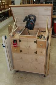 build your own router table woodworking talk woodworkers forum
