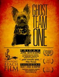 film ghost team ghost team one film 2014 senscritique
