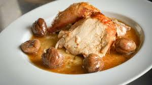 cuisiner marrons frais dinde farcie aux marrons recette de dinde aux marrons farcie et