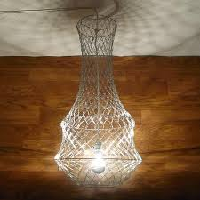 Design Chandeliers Diy Paper Clip Chandelier By The Flying Fox And Design