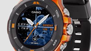 casio wsd f20 android wear 2 0 watch is coming to the uk u2014 for
