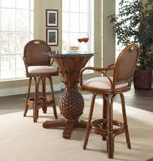 Patio Furniture Palm Beach County by Pineapple Palm Bar Table Antonelli U0027s Furniture Melbourne Fl