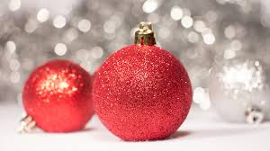sparkly ornaments wallpaper wallpapers