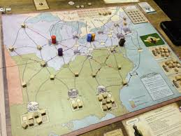 Underground Railroad Map Metagames Blog Archive Review Freedom