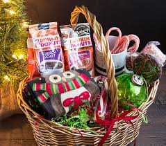raffle basket themes coffee gift basket ideas the blond cook