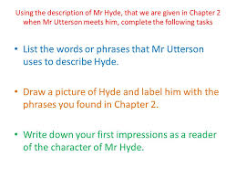 jekyll and hyde chapter 2 themes in his novel the strange case of dr jekyll and mr hyde how does