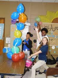 Balloon Challenge Gat Students Complete Balloon Challenge Buckatunna School
