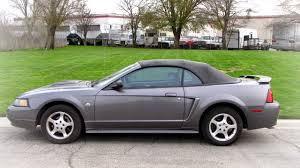 40th year anniversary mustang 2004 ford mustang convertible 40th anniversary edition