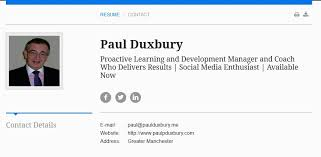 Resume Online by How To Create A Compelling Resume Online Paul Duxbury Flpi Fitol