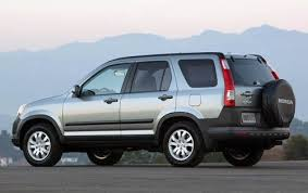 honda crv car used 2006 honda cr v for sale pricing features edmunds