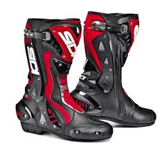 red motorcycle shoes sidi cycling and motorcycling shoes and clothes