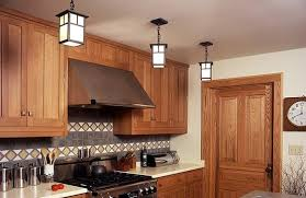 Light Fixtures For Kitchen Arts And Crafts Lighting Design For Kitchen Home Interiors
