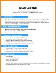college student resume objective 3 resume objective sample for fresh graduate mystock clerk resume objective sample for fresh graduate sample resume format for fresh graduates two page format 3 1 png