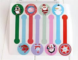 christmas tins wholesale wholesale lollipop handmade christmas candy gift seal