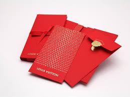 lucky envelopes lucky money pocket for louis vuitton on behance asia