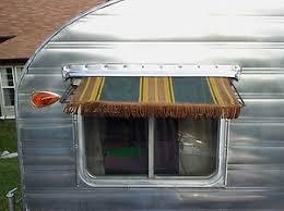 Rv Window Awning 81 Best Shasta Images On Pinterest Vintage Campers Vintage