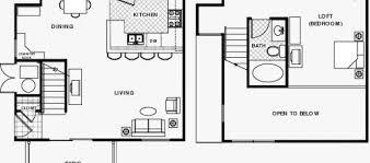 Loft Apartment Floor Plan 100 Loft House Plans Small A Frame House Plans House Plans