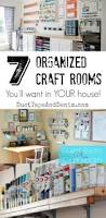 best ideas about small craft rooms pinterest sewing organized craft rooms you want have your house see more