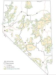 Blm Maps New Mexico by Nevada Wild Horse U0026 Burro Areas