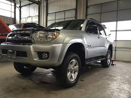 toyota 4runner lifted toyota ok4wd