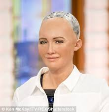 Seeking Robot Date Robot Talks To Piers And Susanna On Gmb Daily