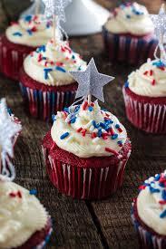 patriotic red velvet cupcakes olivia u0027s cuisine