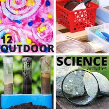 Backyard Science Dvd Backyard Activities For Nature Science Sensory Play And Early