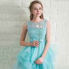 robe turquoise pour mariage demoiselle d honneur pas cher courte pour mariage en dentelle et
