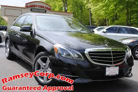 used 2014 mercedes benz e class for sale west milford nj