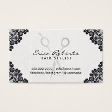 Business Cards Hair Stylist Salon Appointment Business Cards U0026 Templates Zazzle