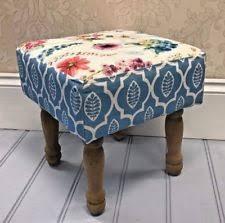 shabby chic footstools ebay