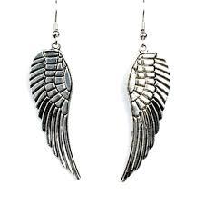 angel wing earrings silver angel wing earrings got it want it must it