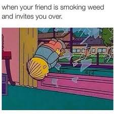 Smoking Weed Memes - 20 funny weed memes every stoner should puff puff and pass