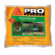 Home Depot Pro Extra by Sika 33 Fl Oz Fence Post Mix 483503 The Home Depot