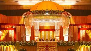 Hindu Wedding Mandap Decorations Abm Decorators Alleppey Kerala Wedding Stage Decoration Arches
