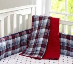 Plaid Crib Bedding Plaid Crib Bedding Sets Foter