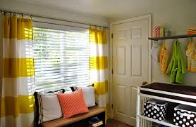 Yellow Nursery Curtains Fresh White Curtains Nursery Editeestrela Design