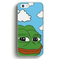 Meme Iphone 5 Case - this is a pepe the frog meme iphone se case high flexibility