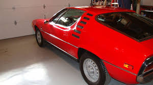 alfa romeo montreal 1971 alfa romeo montreal ebay find leaves little to the imagination