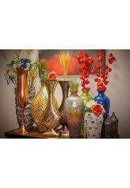 Metal Jug Vase Buy Ds Gallery Abstract Metal Floor Vase Mid Century Modern Vase