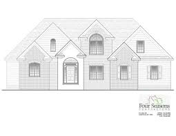 four seasons contractors new construction homes for sale