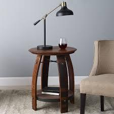 Wine Barrel Rocking Chair Plans Wine Barrel Furniture Wine Enthusiast