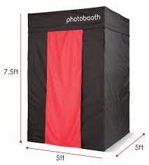 photo booth enclosure the booth big s